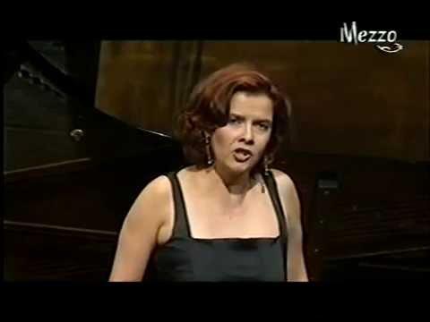Angelika Kirchschlager & Melvyn Tan - Schubert - Gretchen am Spinnrade