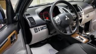 Mitsubishi Pajero Sport с пробегом 2009 смотреть
