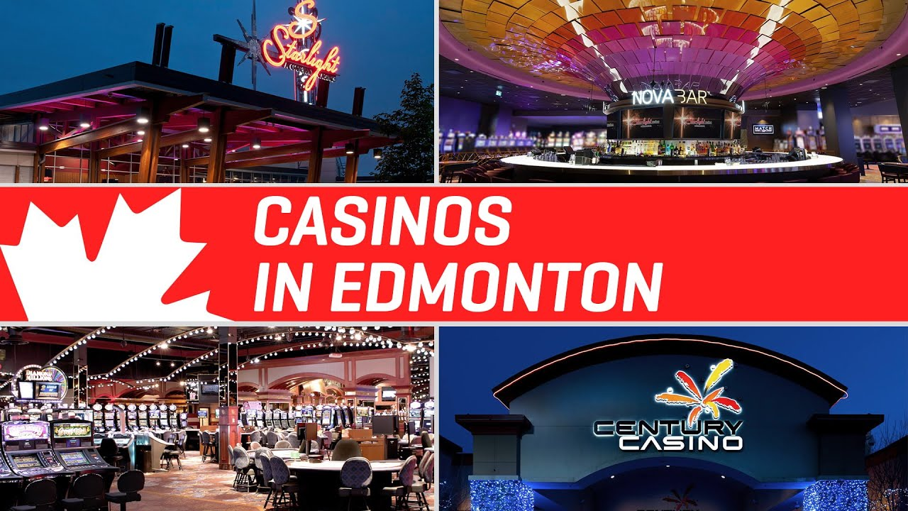Casinos In Edmonton
