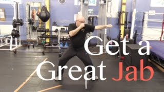 Get a Better Jab - 90 Second Boxing Tips