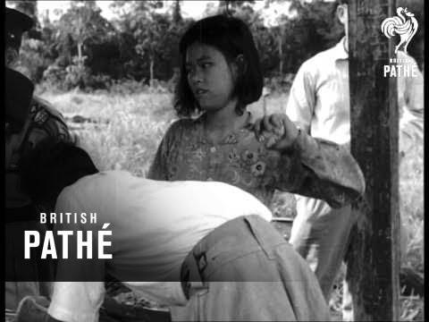 Malayan Women Bandits Aka Malayan Bandits Surrender (1953)