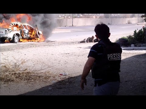 Documentary: The fall of Kirkuk, flashbacks of October 16