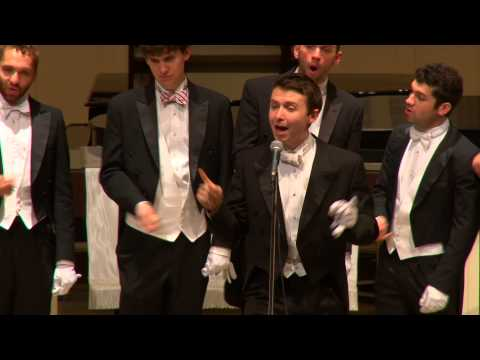 Operator by The Yale Whiffenpoofs of 2014