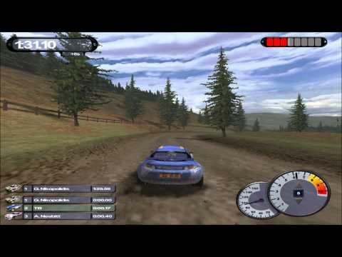 Rally Championship Xtreme - Kumho Tyres Scottish Rally