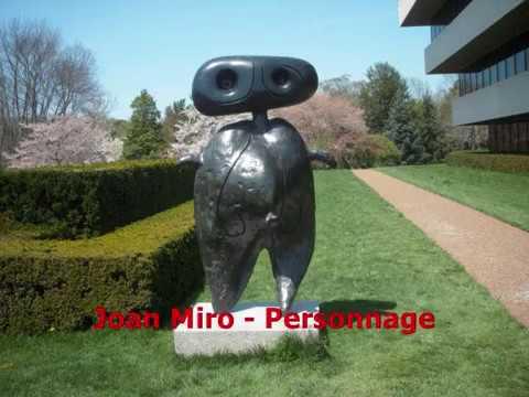 Pepsico Sculpture Gardens 04.2009 - YouTube