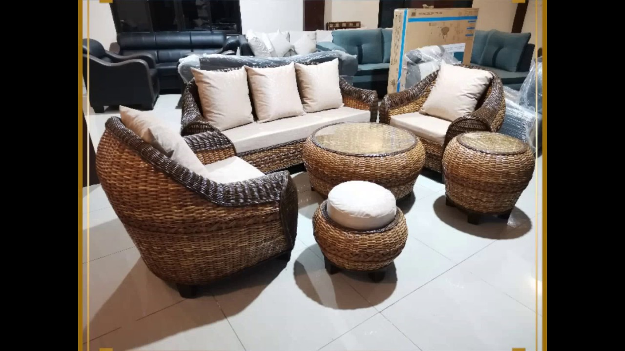 Thousands of products for same day delivery £3.95, or fast store collection. Rattan Sala Set (Philippine Rattan) 020201 - YouTube