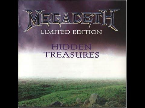 MEGADETH - Hidden Treasures [2007 EP reissue+bonus tracks] HQ