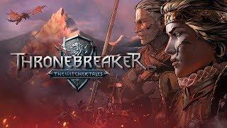 THRONEBREAKER: THE WITCHER TALES - Full Original Soundtrack OST