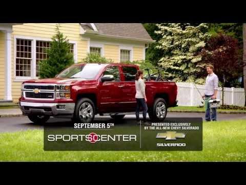 ESPN+ Chevy: SportsCenter-Anywhere