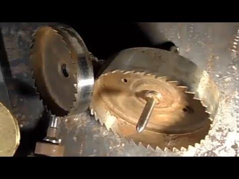 Лучшие коронки для сверления металла электродрелью