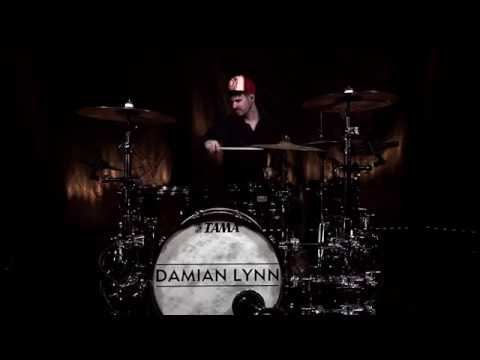 """Damian Lynn Drumcover """"What Is It"""" By Marcel Munz"""