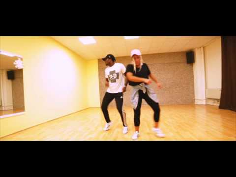 Runtown - Mad Over You || coreo by hector afromanga