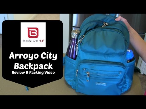 beside-u-arroyo-leather-trimmed-city-backpack-with-rfid-guarded-zip-pocket