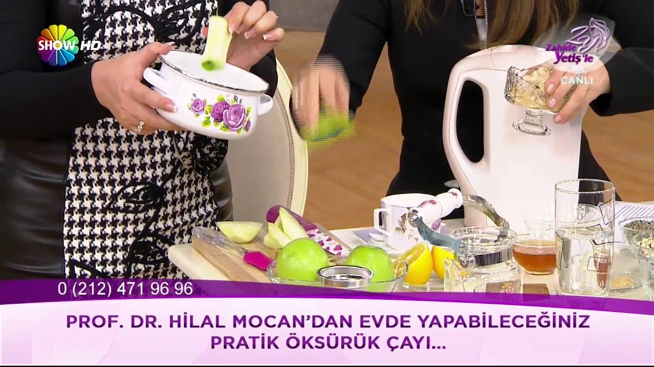 Zencefilli Ballı Süt Öksürük İçin Videosu