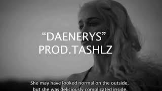 "*FREE* ""DAENERYS"" - SAD TRAP BEAT | HIP HOP INSTRUMENTAL 2019 (PROD.TASHLZ)"