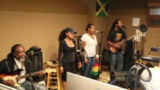 Ziggy Marley - Heaven Cant Take It rehearsals at Barefoot Studio | ZIGGY MARLEY