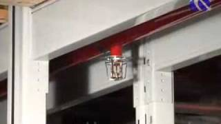 FIRE PROTECTION SYSTEMS - RACK SPRINKLERS