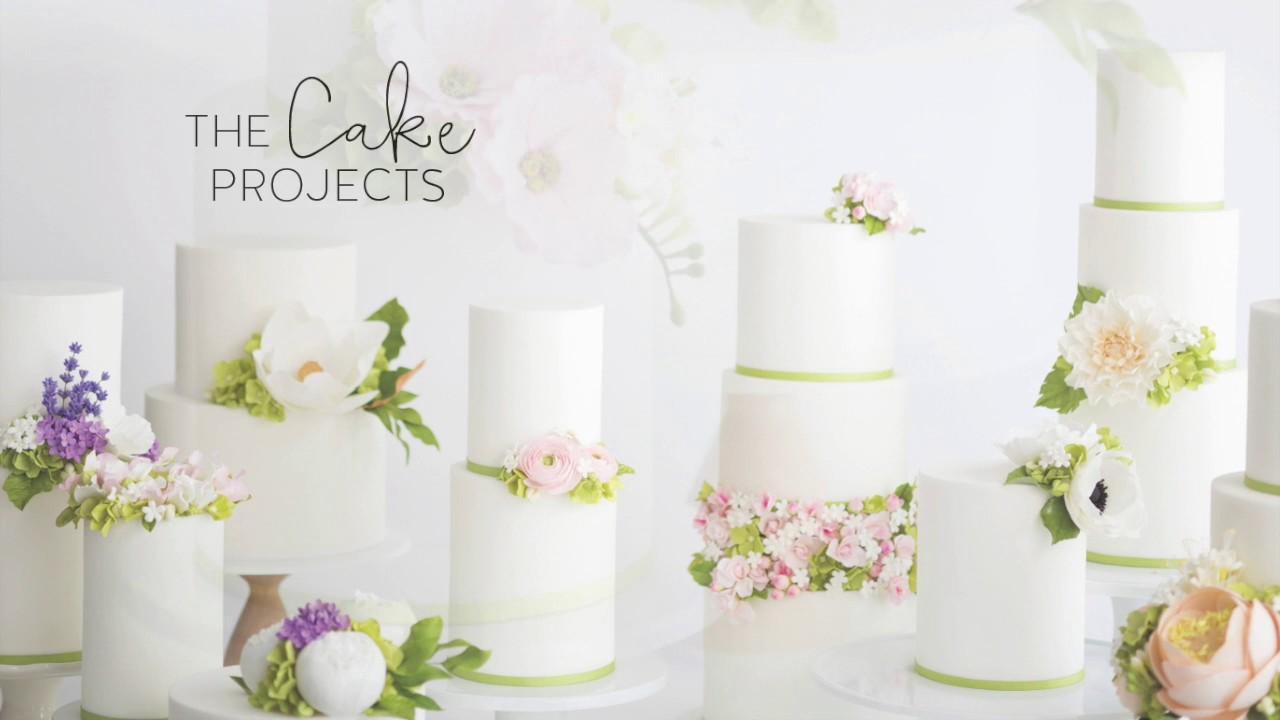 Modern Sugar Flowers Youtube