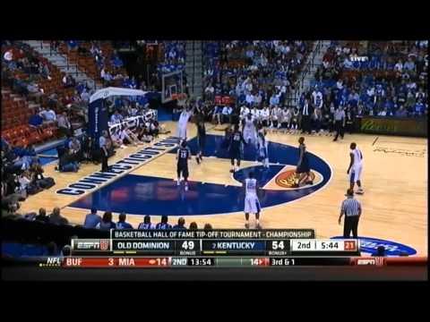 Anthony Davis | #1 NBA Draft Pick | 2011-12 Highlights | HD |