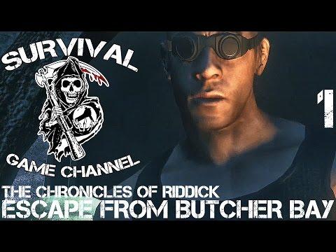 The Chronicles Of Riddick: Escape From Butcher Bay Прохождение На Русском #1 — БУХТА МЯСНИКА