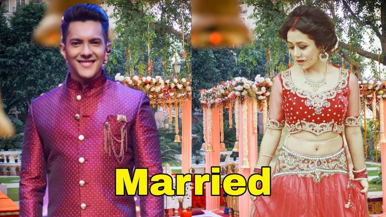 Neha Kakkar Finally Got Married With Bf Aditya Narayan In Goa Youtube