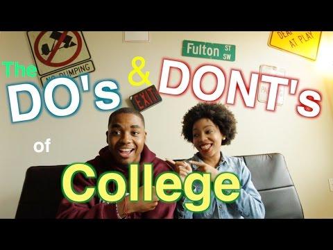 College Freshman DO