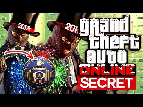 Intram in cladirea IAA + Secrete   GTA Online