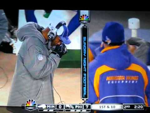 Leslie Frazier [breathe right].wmv