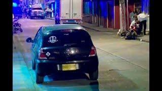 Escolta mató a dos delincuentes que iban vestidos de policías | Noticias Caracol