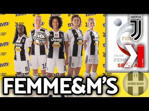 Nuovo sponsor per la Women: M&M's sulla maglia ||| Juventus Women-Pink Bari PREVIEW