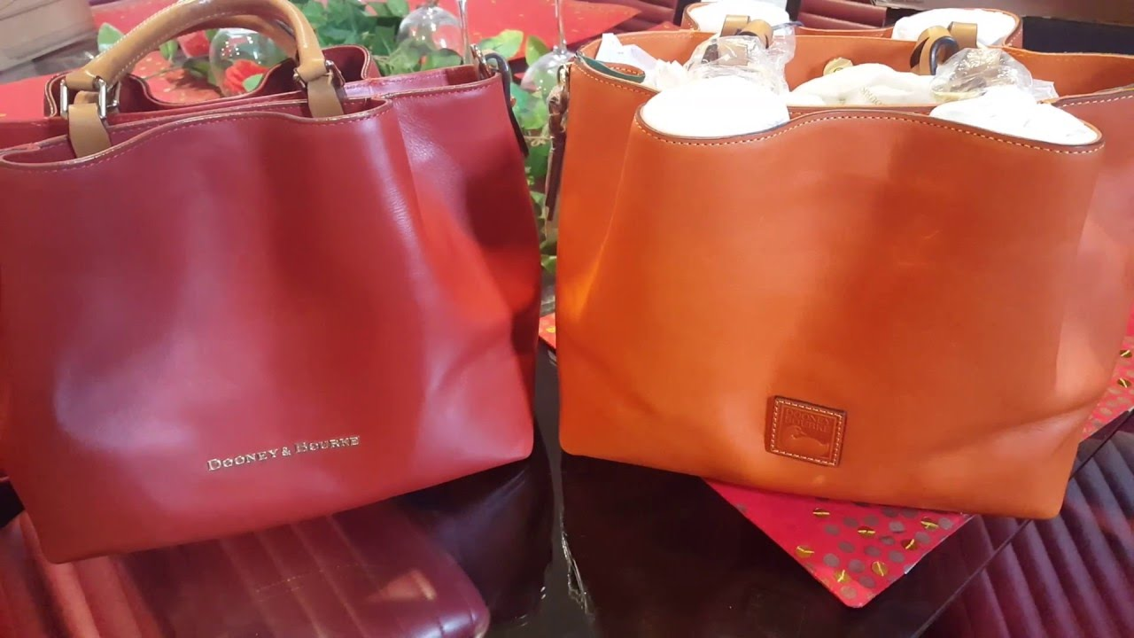 45f4797609eb Dooney   Bourke- Color Comparison - YouTube