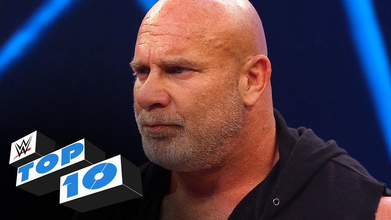Top 10 Friday Night SmackDown moments: WWE Top 10, March 20, 2020