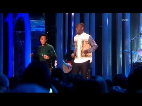 Nico & Vinz (aka Envy) - In Your Arms - Nobel's Peace Prize Concert 2013