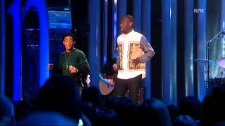 nico vinz aka envy in your arms nobel s peace prize concert 2013
