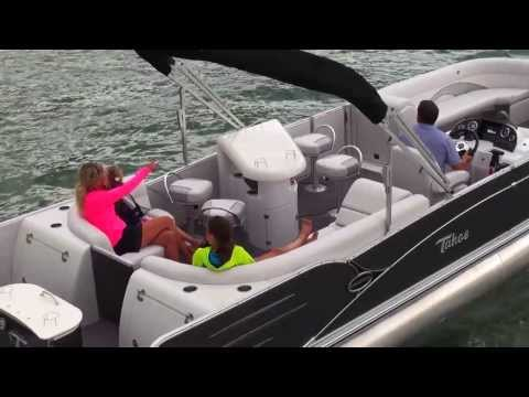 2014 Pontoon Boats - Avalon Catalina Entertainer - Avalon Pontoons - Affordable Pontoon Boats
