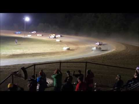 Muskingum County Speedway Modified Feature 6-22-17