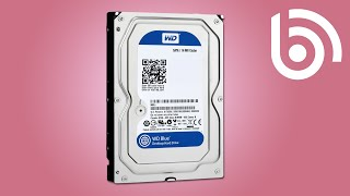 Western Digital Caviar Blue Hard Drive Introduction