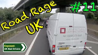 UK Bad Drivers, Road Rage, Crash Compilation #11 [2015]