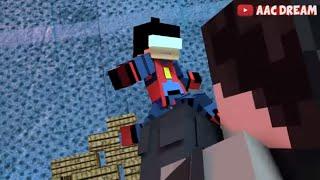 Ejen Ali  vs Uno  ( Minecraft Animation )