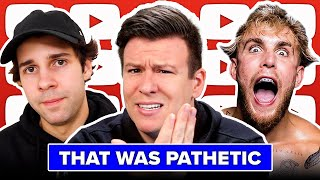 What Durte Dom's New Apology Exposed, David Dobrik, Jake Paul, European Super League, & More News