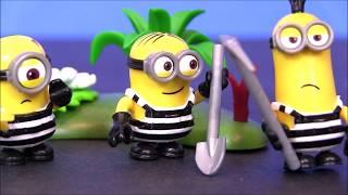 Мультик Миньоны #Гадкий Я 3 Despicable Me 3 Черепашки ниндзя Щенячий Патруль Видео для детей