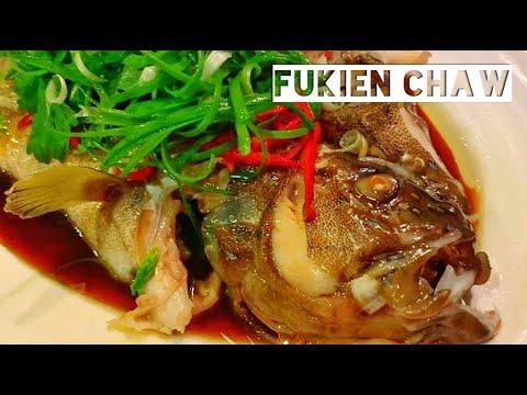 Steamed Grouper Hong Kong Style - Top Restaurant Recipe Cracked! | Best Steamed Fish Recipe | 清蒸七星斑