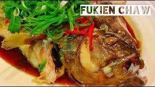 Steamed Grouper Hong Kong Style - Top Restaurant Recipe Cracked!  Best Steamed Fish Recipe  清蒸七星斑