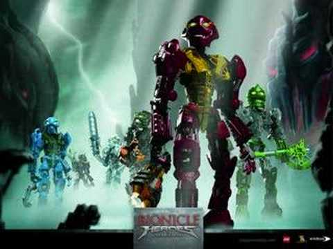 Bionicle Face Me(High Quality Sound!!!)