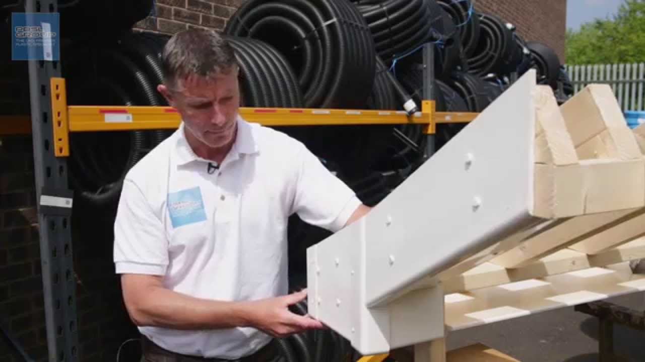 Replace fascia boards in sections - How To Pvc Fascia How To Construct The Box End Section Pvc Cladding Youtube