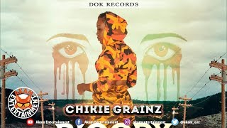 Chikie Grainz - Bloody Tears [Intoxicated - EP] November 2018