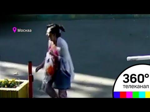 Смотреть фото Убийство женщины экс-супругом в Москве попало на видео новости россия москва