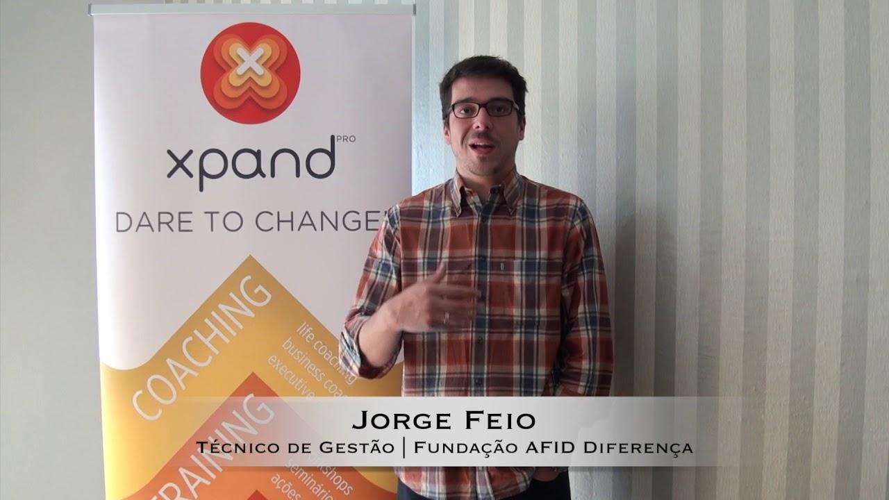 Testemunho Jorge Feio