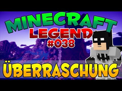 ÜBERRASCHUNG! - MINECRAFT LEGEND #38   GAMERSTIME