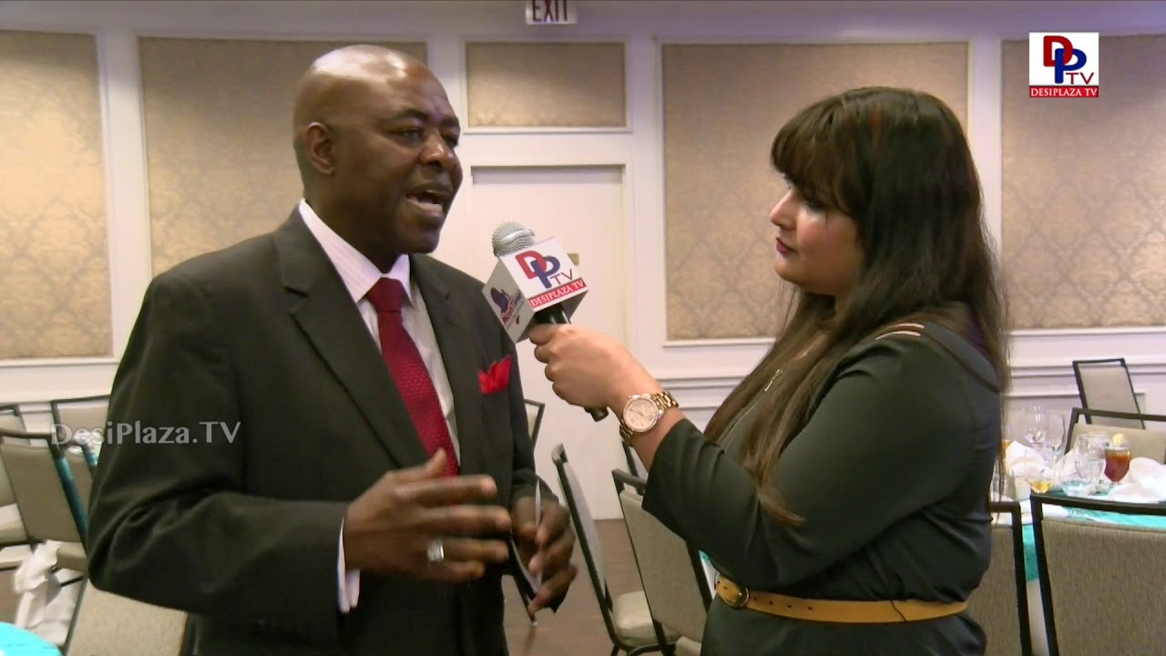 Peter, Ex-President of Frisco Education Foundation speaks to DesiplazaTV at Immigrants Awards 2018